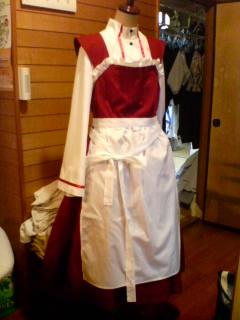 【人柱】一番目アリス衣装制作日記簡易版2(終)【常にギリギリ】