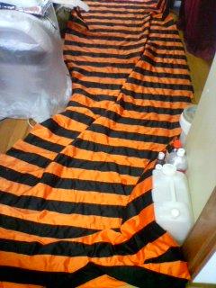 【ドリィムメルティック】衣装制作日記と言うか本日の作業報告1【ハロウィン】